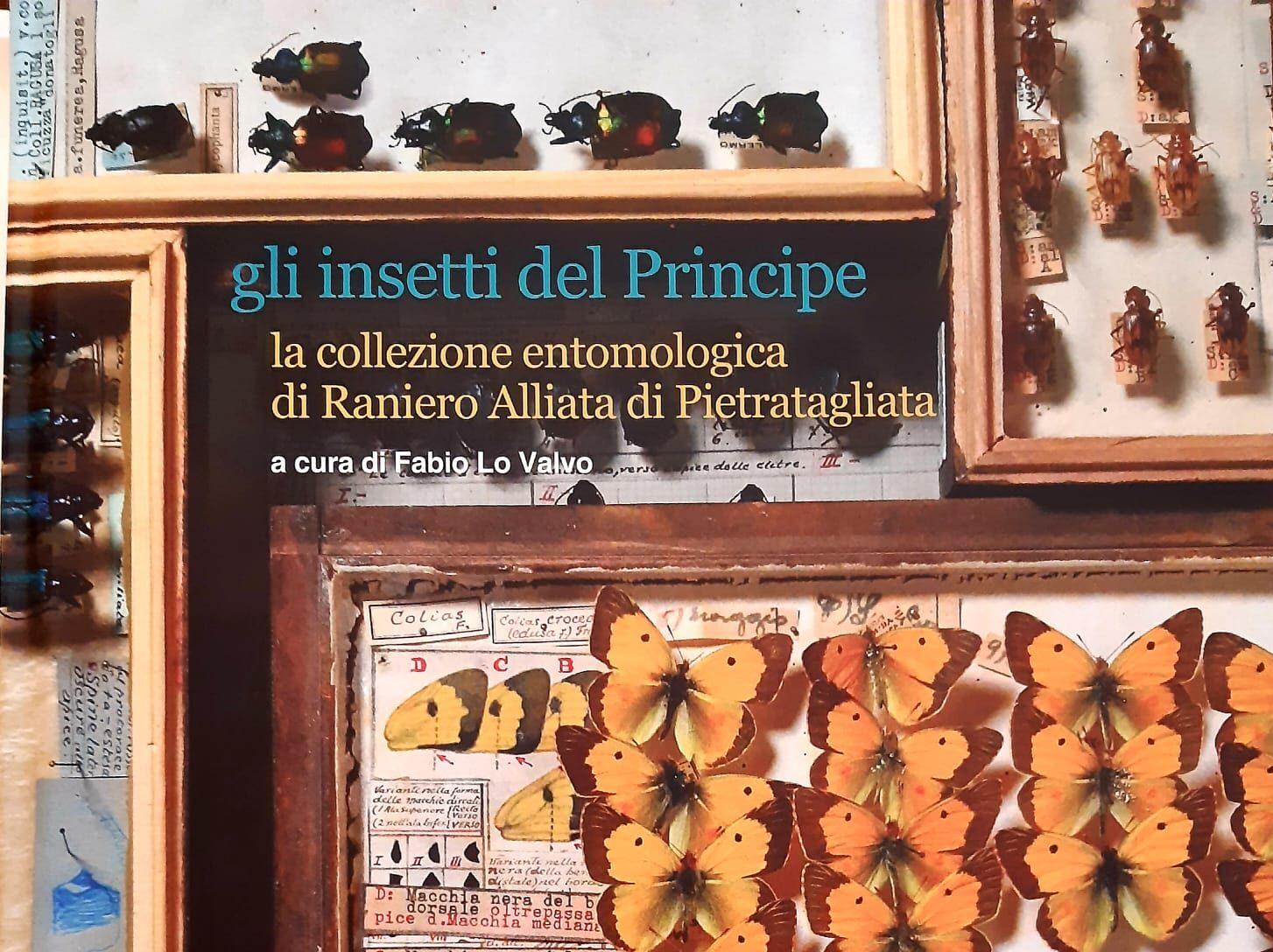 In un unico libro la collezione del Principe Raniero Alliata di Pietragliata