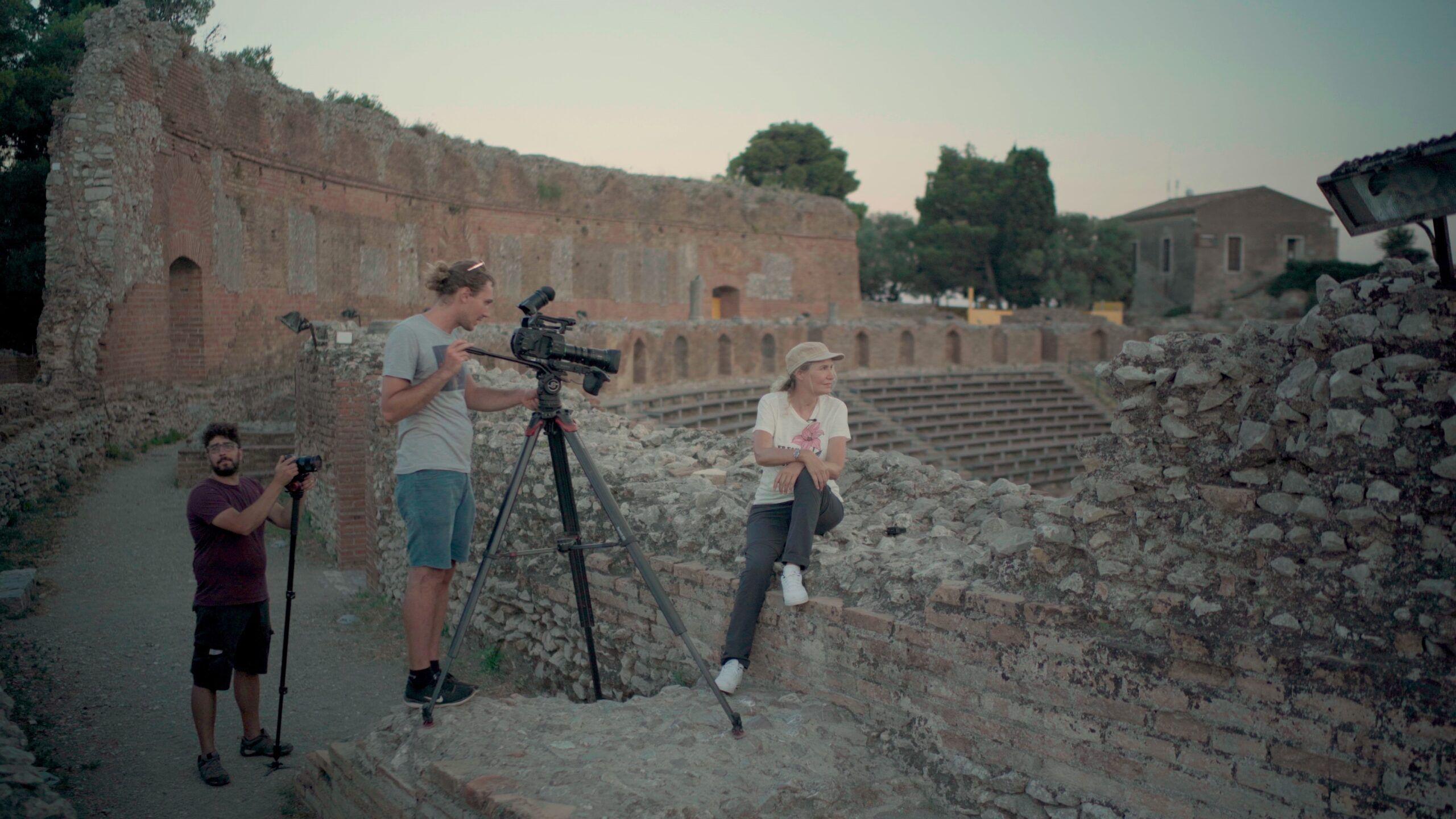 """Isola Bella, il Teatro antico di Taormina e l'Etna protagonisti di """"Eden. Un pianeta da salvare"""""""