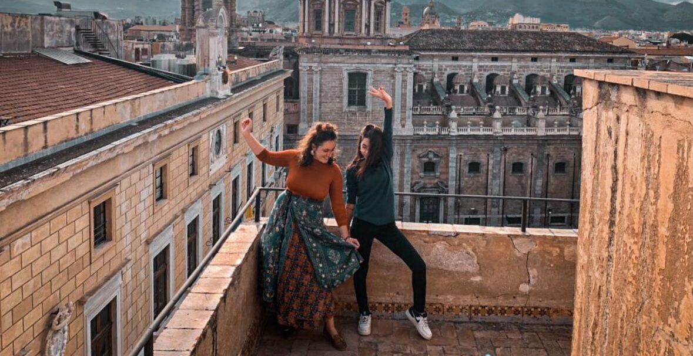 Le Vie dei Tesori – On Air, a spasso per Palermo con le instagramer Malia Vibes