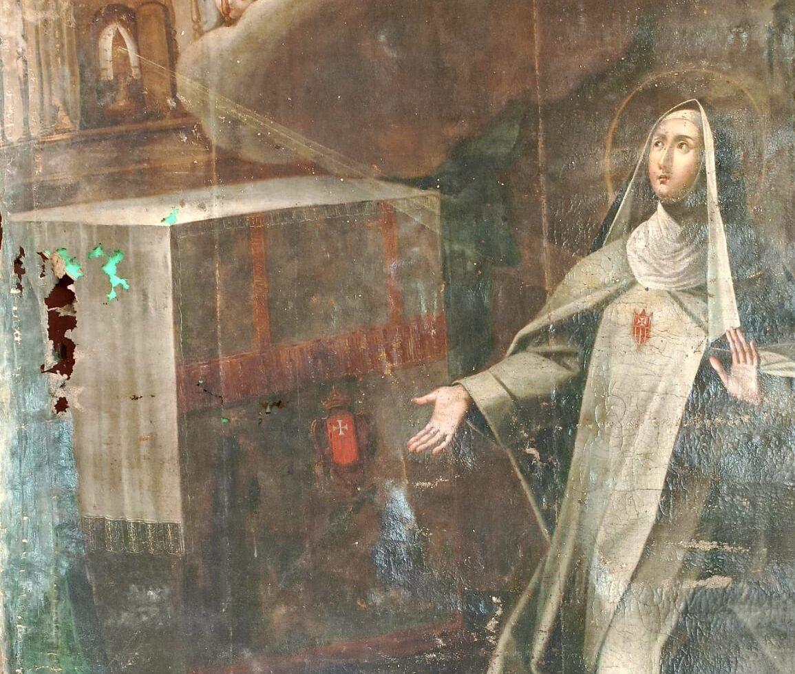 Le tele ritrovate del pittore modicano Giovan Battista Ragazzi saranno restaurate