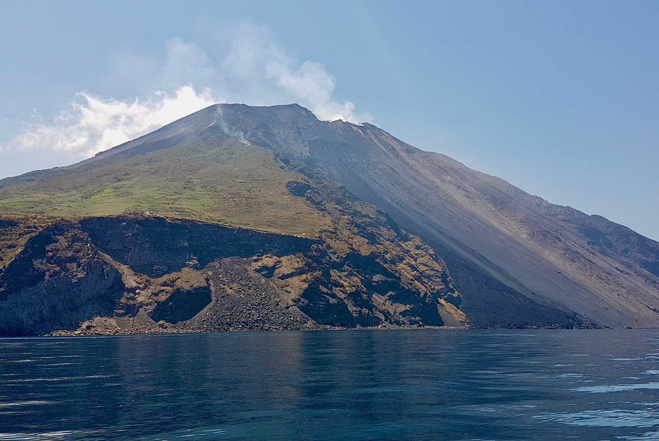 Uno studio definisce i processi e i tempi di innesco delle eruzioni parossistiche dello Stromboli