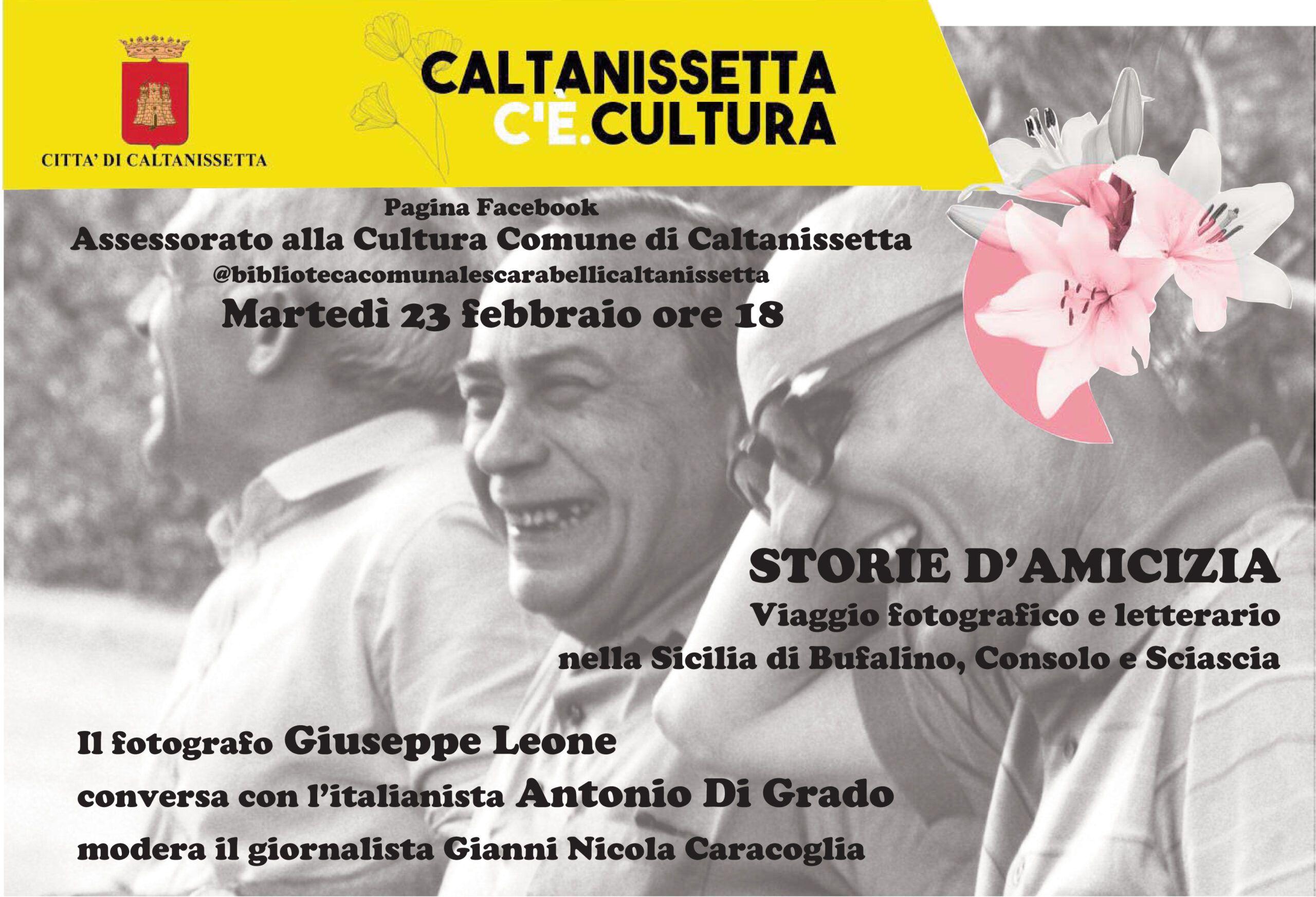 Viaggio fotografico e letterario nella Sicilia di Bufalino, Consolo e Sciascia