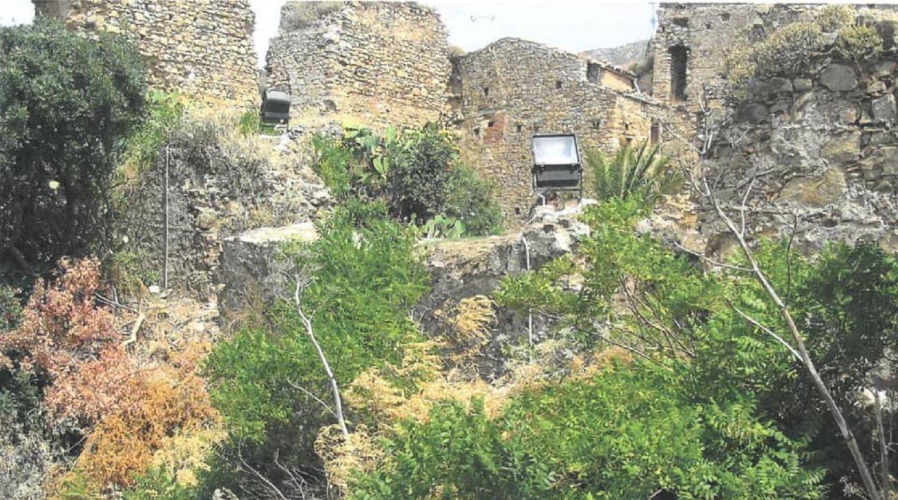 Collesano, al via il progetto per mettere in sicurezza il costone e i ruderi del castello