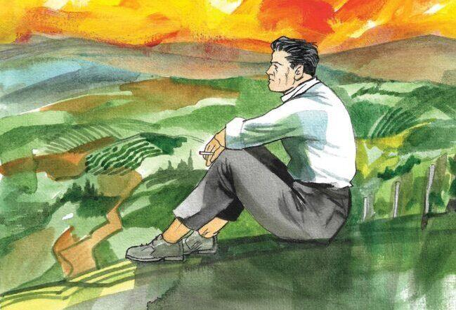 Dal ritorno di Permunian al graphic novel su Cesare Pavese