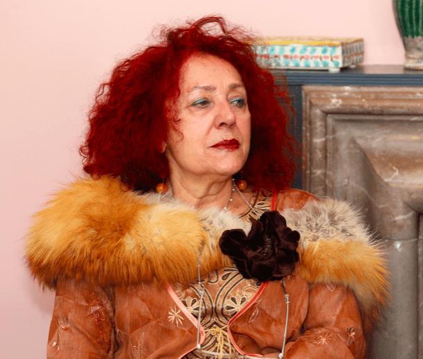 Marinella Fiume in uno scatto di Alessandro Lo Piccolo