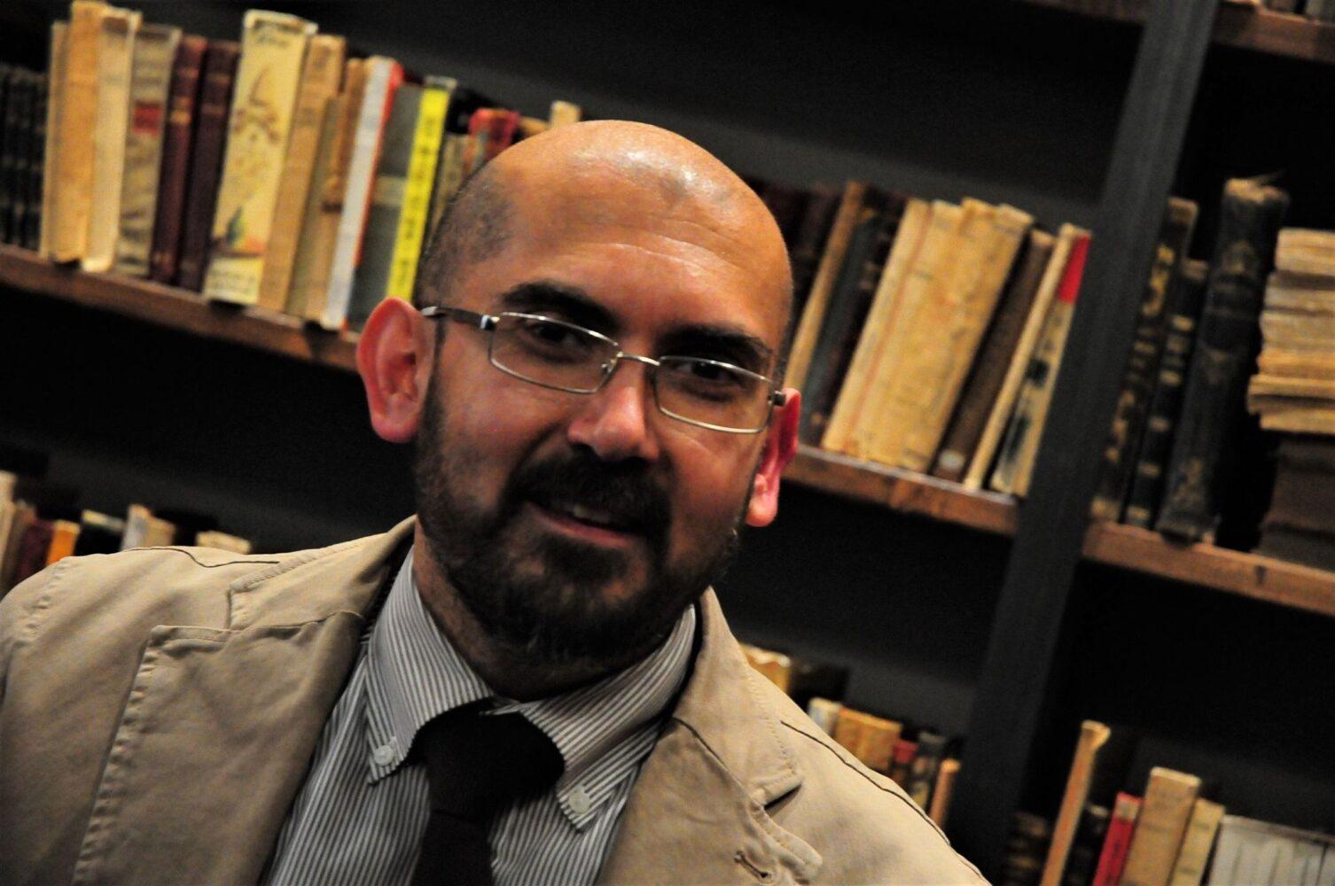 Alfio Grasso: «Con la pandemia il libro è finalmente considerato un bene di prima necessità»