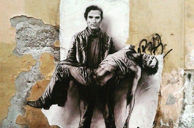 """La """"follia"""" della Croce di Pasolini"""
