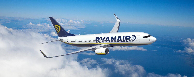 Ryanair conferma 4 rotte estive da e per Comiso