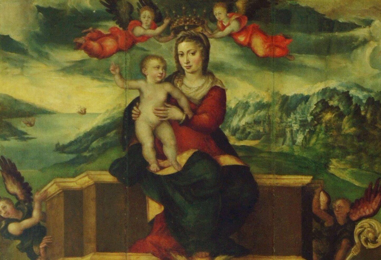 Domenico Cretti sulla Madonna dell'Itria di Sofonisba Anguissola: «Un'interpretazione molto moderna»