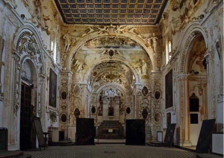 Il Complesso monumentale di Santa Margherita di Sciacca diventa auditorium
