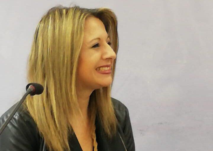 """Simona Lo Iacono presenta """"L'albatro"""" alla """"Rassegna giovani autrici"""""""