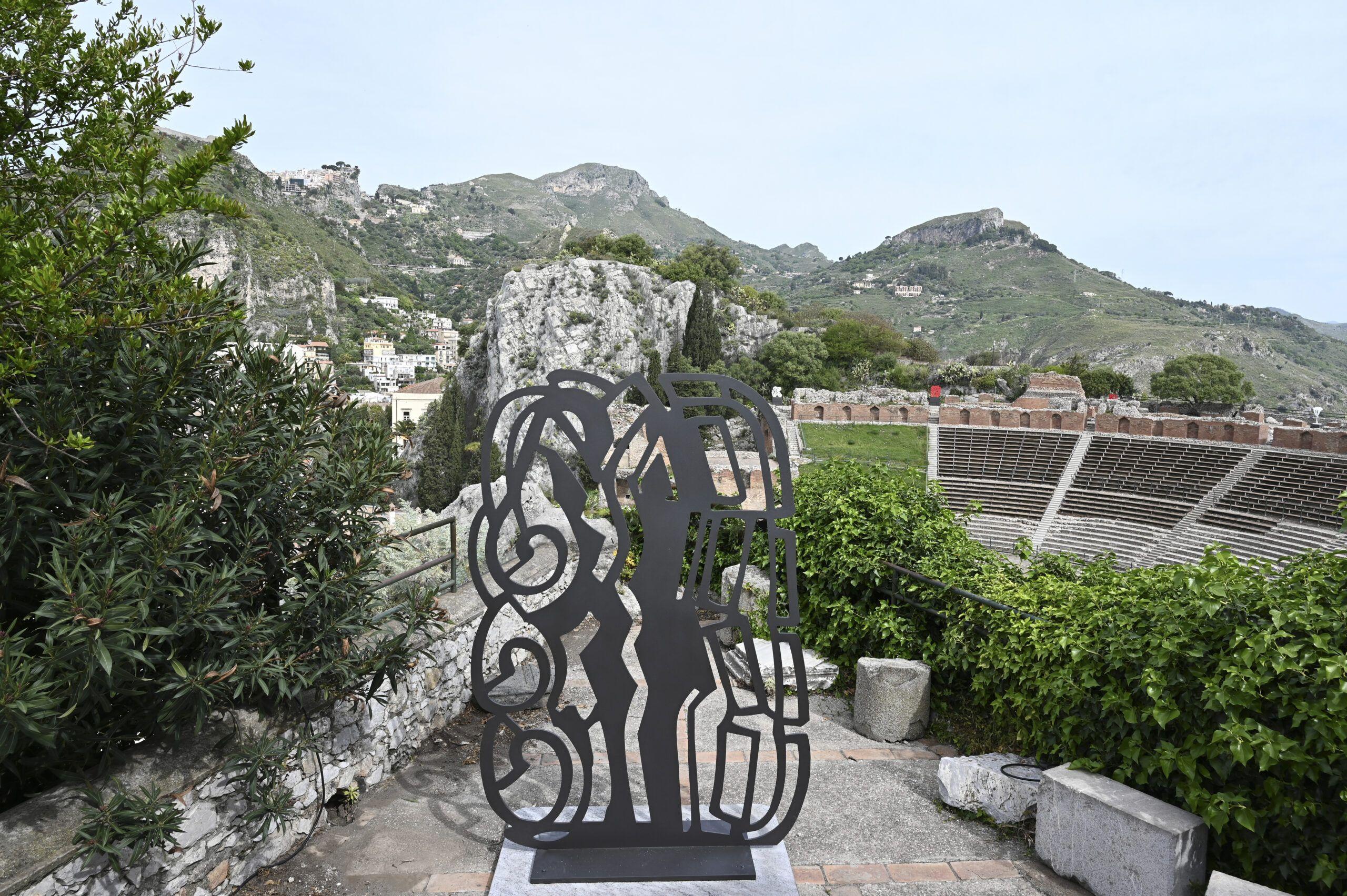 Taormina celebra il centenario di Pietro Consagra