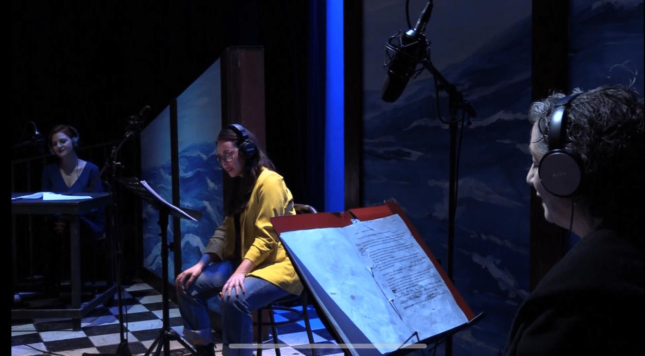 """""""La cattura"""" di Pirandello in versione radiodramma"""
