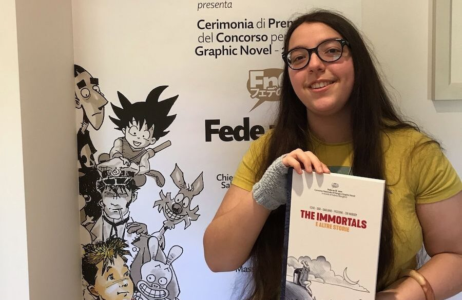 Fede no Gi, vince la fumettista catanese Echo