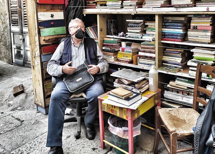«Nessuno tocchi i libri». La crociata di Pietro Tramonte per la cultura diffusa