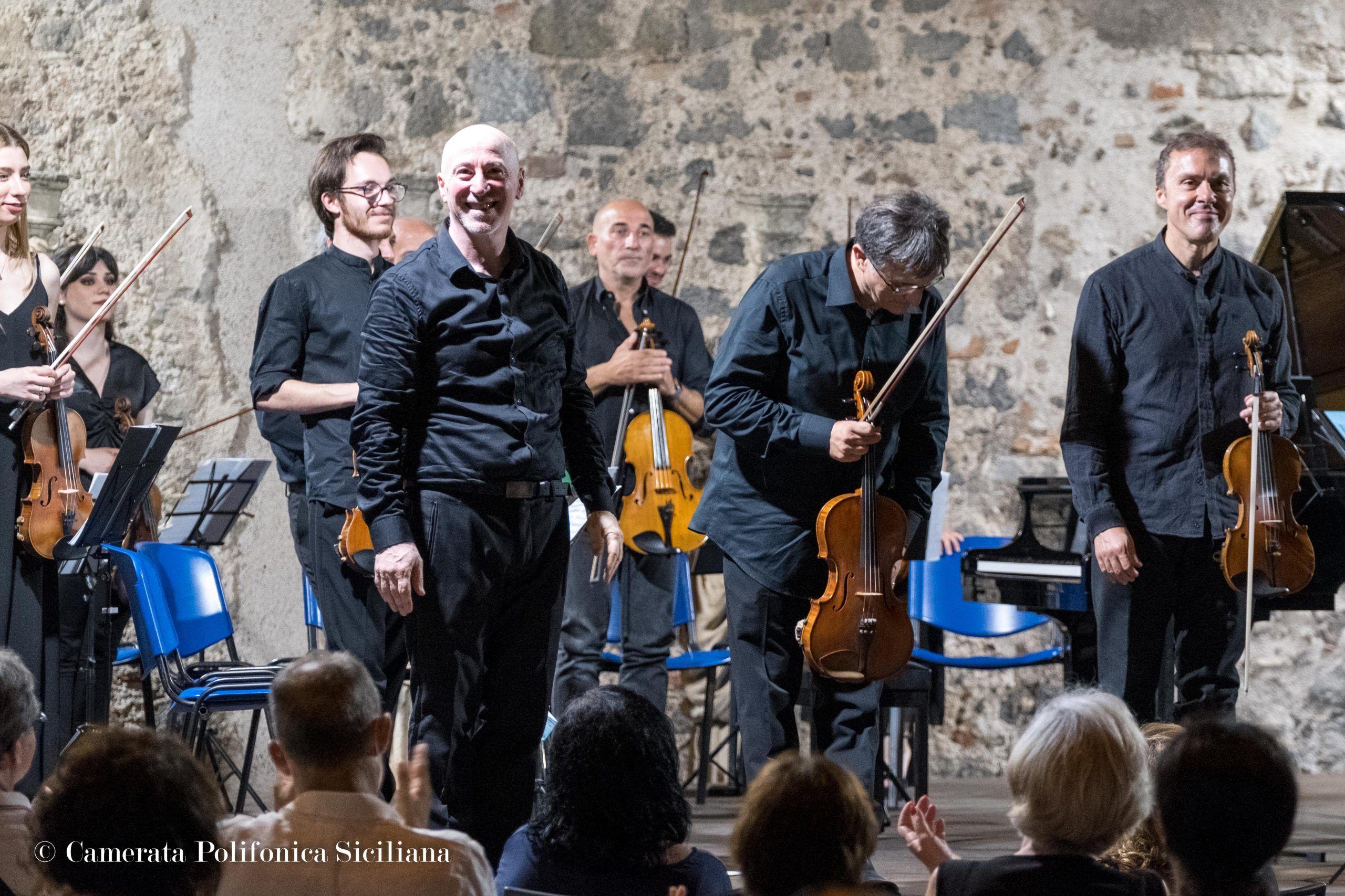 La Camerata Strumentale Siciliana rivisita in modo pertinente i brandeburghesi di Bach