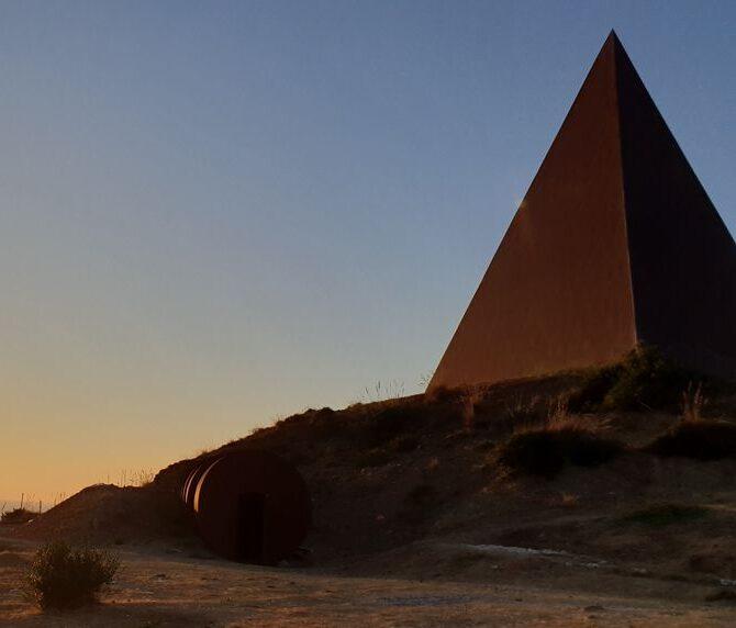 Rito della Luce 2021: la Piramide 38° Parallelo apre per un mese