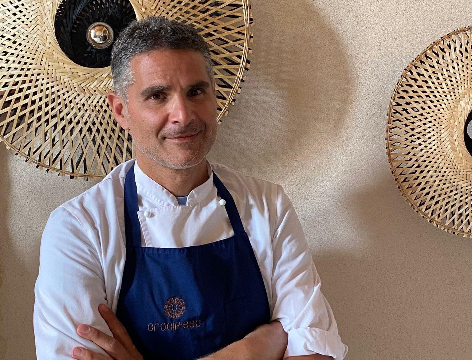 Lo chef Marco Baglieri si trasferisce alla Riserva di Vendicari