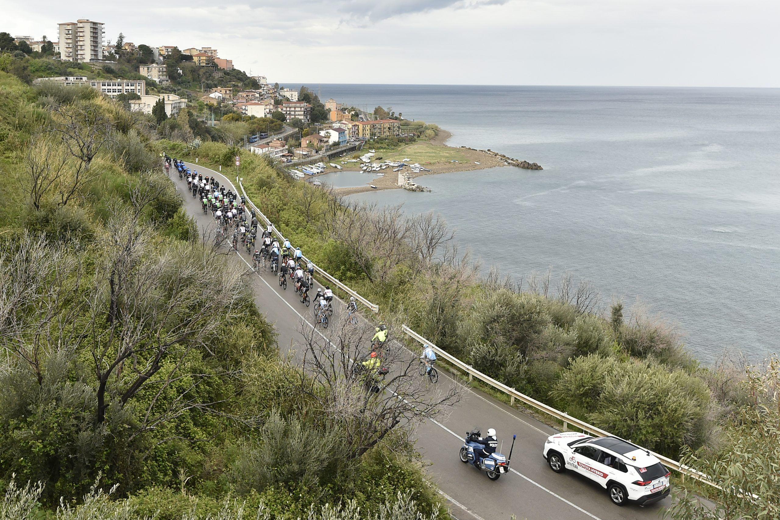 Torna il Giro di Sicilia, gloriosa corsa a tappe sull'Isola