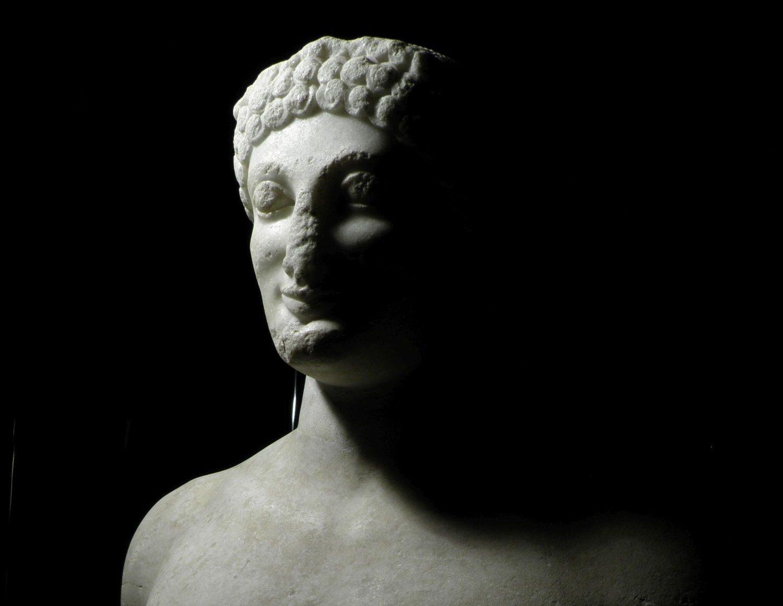 Con il Kouros ritrovato la grande bellezza siciliana ad Atene